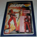 1994 GI Joe 30th Salute #50 Argentina Red Cobra Trading card